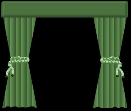 Short window treatments to create