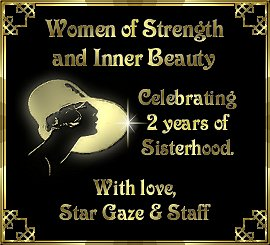 Thank You, From The Sisters at WOSIB.  Our second year and going strong.  Received-May 2002
