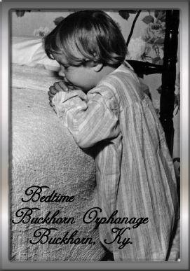 Orphan in Prayer