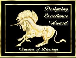 Pam's Design Award