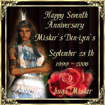 Misker 7th Anniversary
