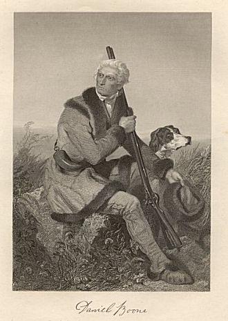 Daniel Boone Picture