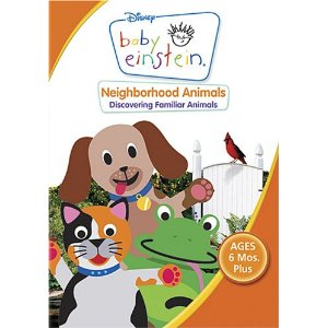 BABY EINSTEIN NEIGHBORHOOD ANIMALS