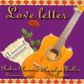 LOVE LETTER BY RUBEN ROMERO