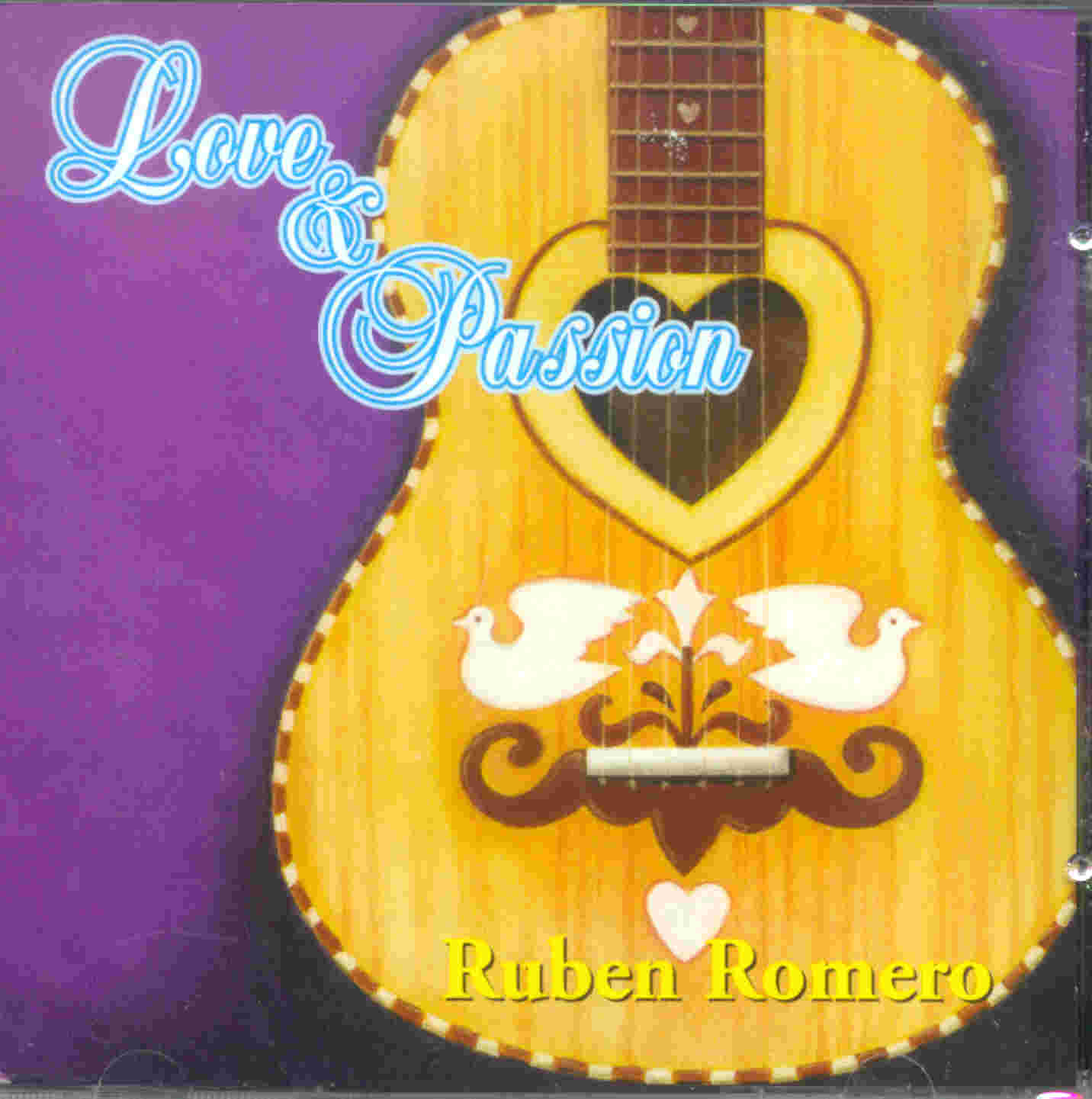 LOVE & PASSION BY RUBEN ROMERO