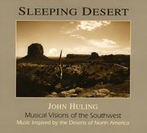 SLEEPING DESERT BY JOHN HULING