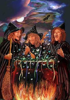 Halloween Caldron